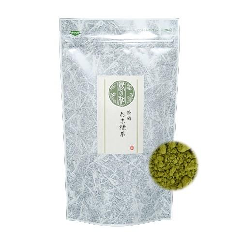 緑茶 静岡 粉末緑茶 100g 送料無料 日本茶 煎茶 ...