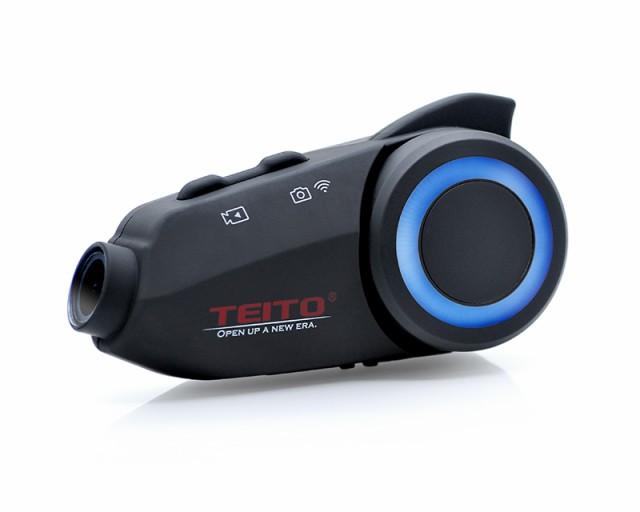 【送料無料】【TEITO】 MAXTO バイク用カメラ付き...
