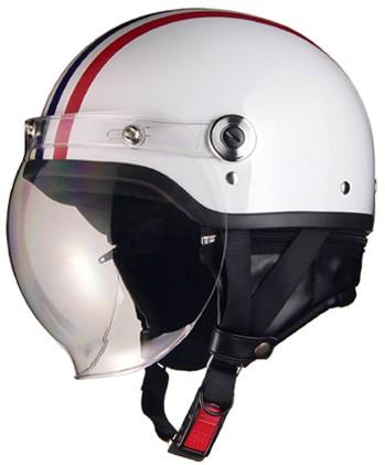 LEAD リード工業 CROSS CR-760 ハーフヘルメット...