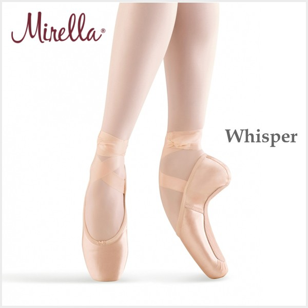【ミレラ】トウシューズ ウィスパー/Whisper 本当...