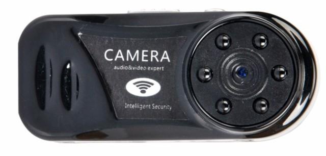 超小型Wi-Fiダイレクト赤外線カメラ