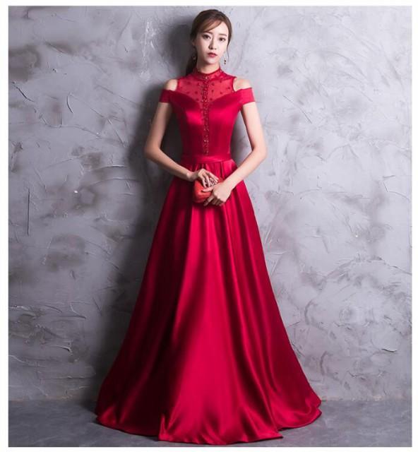 半袖/ウエディングドレス/二次会/気質 /結婚式/披...