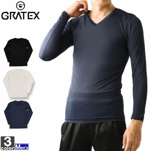 インナー グラテックス GRATEX メンズ 3322 冷感 ...