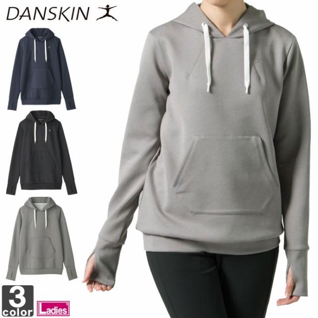 パーカー ダンスキン DANSKIN レディース DB57318...