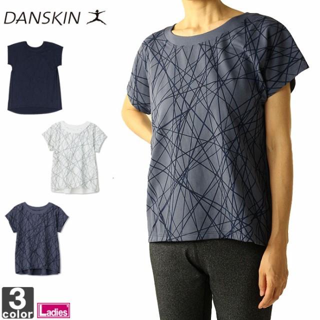 Tシャツ ダンスキン DANSKIN レディース DB78314...