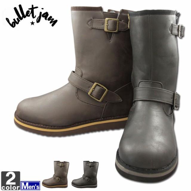 ブーツ バレットジャム BULLETJAM メンズ BJ-004-...