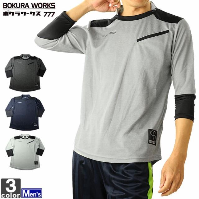 Tシャツ ボクラワークス BOKURA WORKS メンズ 334...