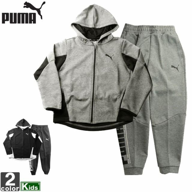セットアップ プーマ PUMA ジュニア キッズ 58291...
