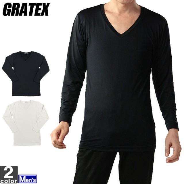 グラテックス【GRATEX】メンズ 裏ピーチ起毛 長袖...