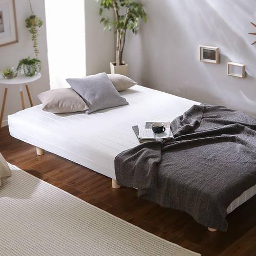 ベッド セミダブル ベット ベッドフレーム おしゃ...