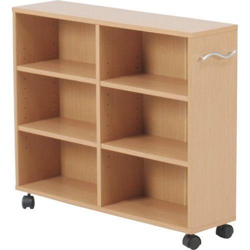 本棚 書棚 押し入れ収納 ラック 20cm幅 ナチュラ...