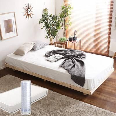 ベッド シングル ローベッド ロータイプ 低い フ...
