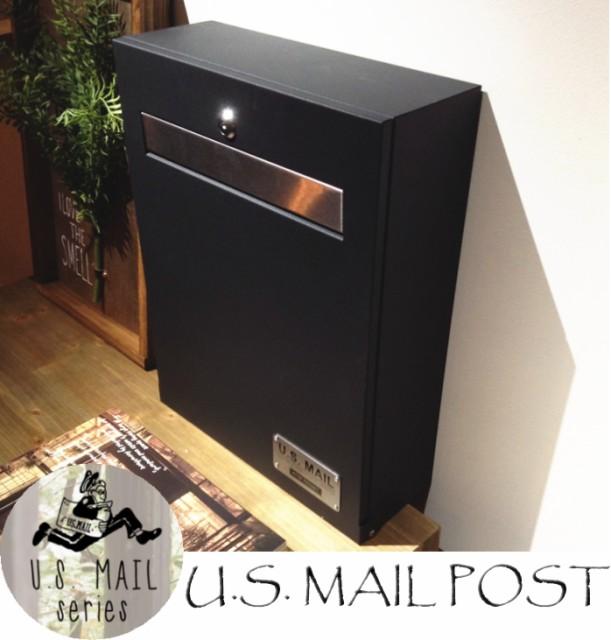 ※送料無料 ポスト PST-215A 郵便ポスト スチー...