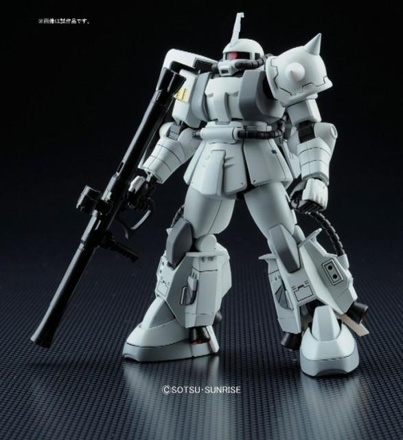バンダイ 1/144スケール HGUC 「MS-06R-1A シン...