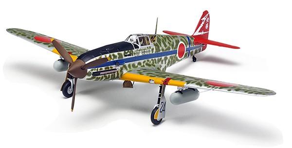 タミヤ 1/48 川崎 三式戦闘機 飛燕 I型丁 <1/4...