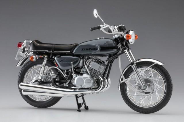 ハセガワ BK10 1/12 カワサキ 500-SS/MACH III ...