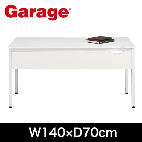 平机 PCデスク  Garage デスク C2 幕板付き 幅140...