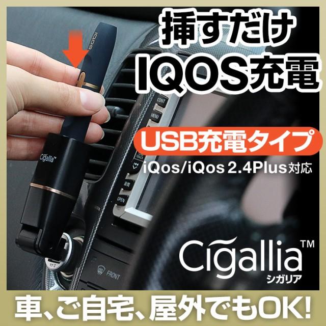 【送料無料】アイコス iqos USB充電器 パソコン A...