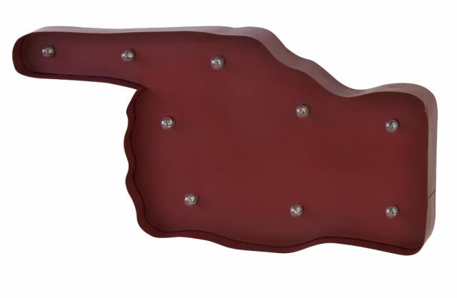 ネオンサイン ハンド ELF-517RD