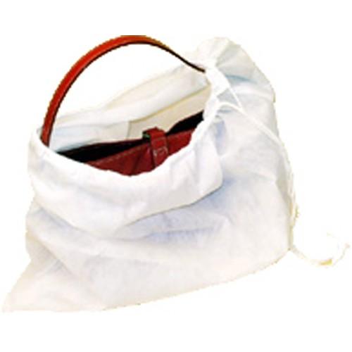 東京科学 不織布バッグ収納袋 L 巾着型 白