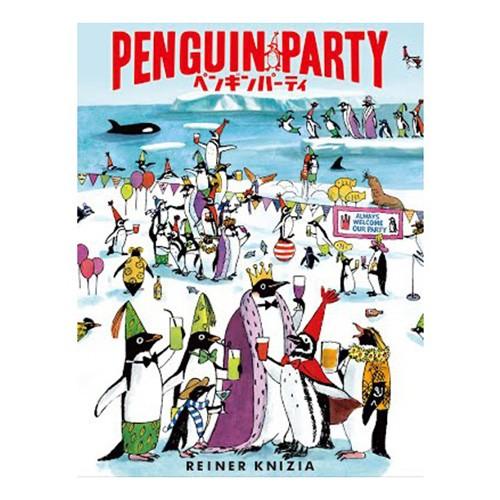 ニューゲームズオーダー カードゲーム ペンギンパーティー│ゲーム カードゲーム