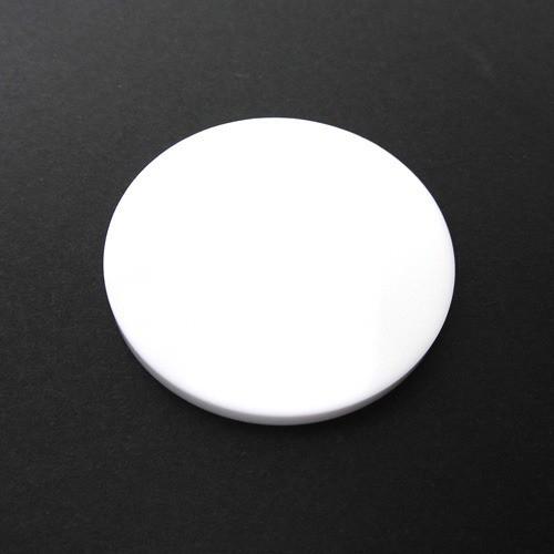 サワダ アクリル円盤 白 40φ×3t