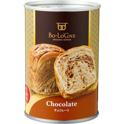 ボローニャ 缶deボローニャ チョコ味│非常食 ...