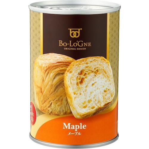ボローニャ 缶deボローニャ メープル味│非常食...