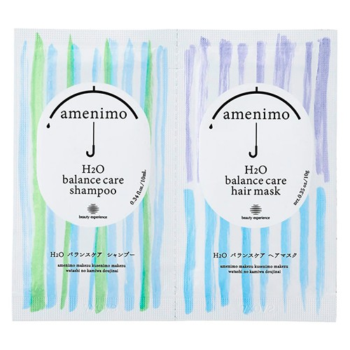 amenimo(アメニモ) H2O バランスケア シャン...
