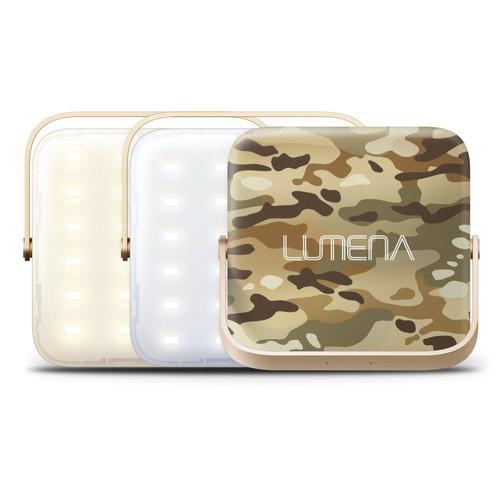 LUMENA(ルーメナー)7 LEDランタン 迷彩グリー...
