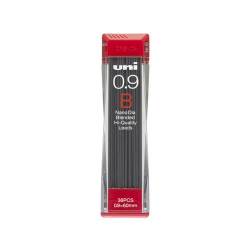 三菱鉛筆 ユニ ナノダイヤ 0.9mm B
