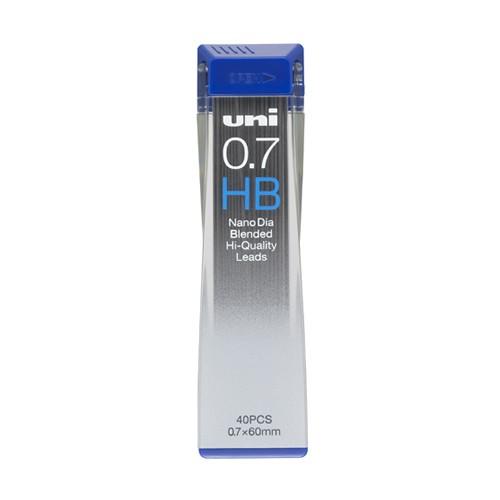 三菱鉛筆 ユニ ナノダイヤ 0.7mm HB