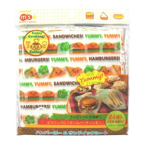 ハンバーガー&サンドイッチシート P−3094│お...