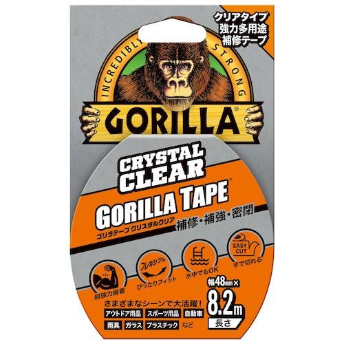 GORILLA ゴリラテープ 強力多用途補修テープ 1...