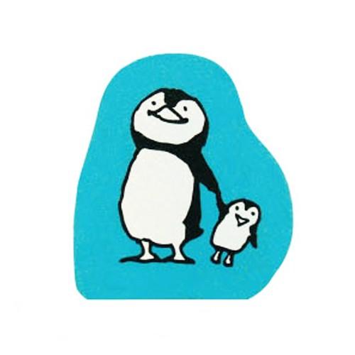 こどものかお ペンギンのスタンプC 0967−013