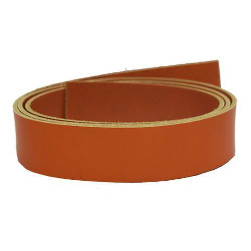 革帯 40mm幅 オレンジ