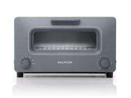 ★バルミューダ The Toaster K01E-GW [グレー]