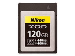 ★Nikon / ニコン MC-XQ120G [120GB]