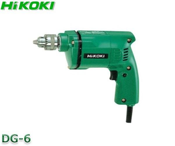 HiKOKI 電気ドリル DG-6