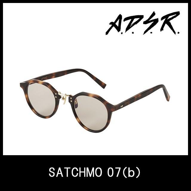 A.D.S.R. サングラス SATCHMO 07(b) アイウェア ...