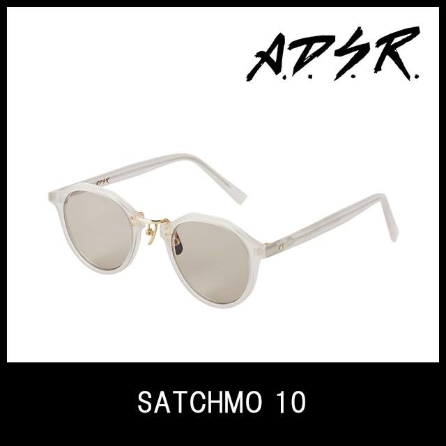 A.D.S.R. サングラス SATCHMO 10 アイウェア エー...