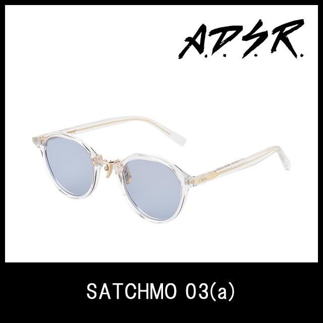 A.D.S.R. サングラス SATCHMO 03(a) アイウェア ...