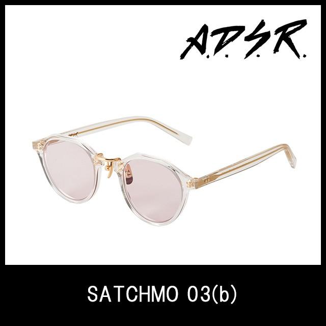 A.D.S.R. サングラス SATCHMO 03(b) アイウェア ...