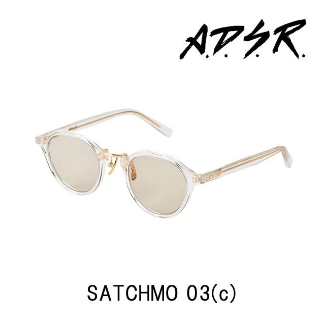 A.D.S.R. サングラス SATCHMO 03(c) アイウェア ...