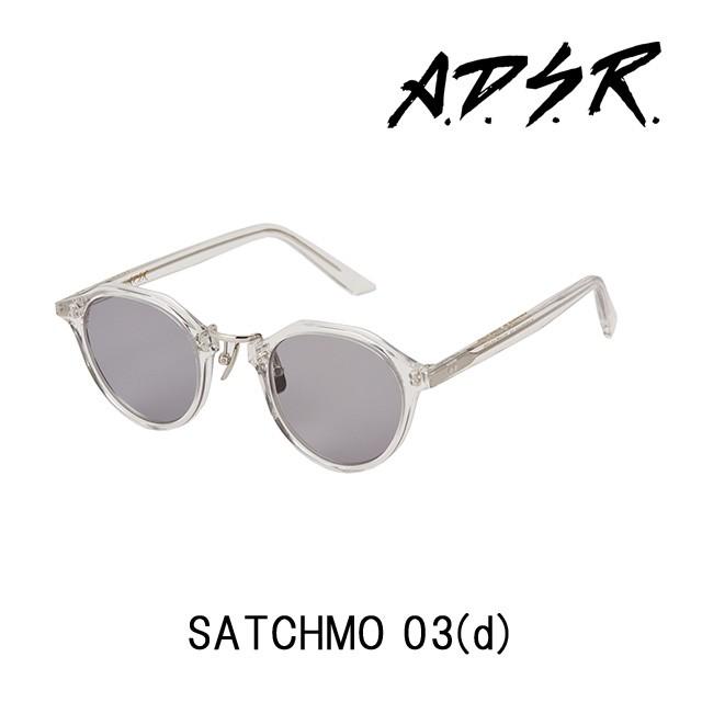 A.D.S.R. サングラス SATCHMO 03(d) アイウェア ...