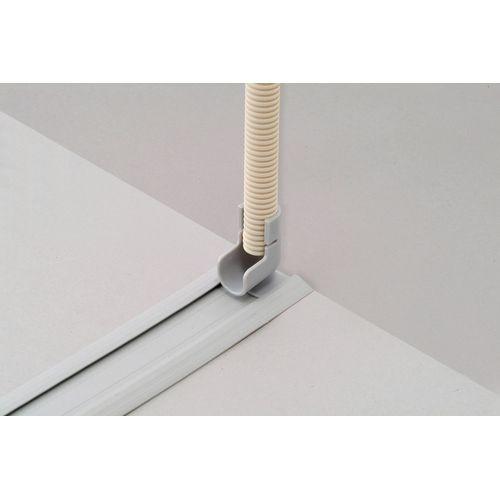 因幡電工 エアコン用排水レール DL1.5S