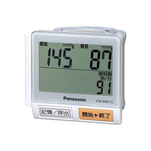 パナソニック 手首血圧計 EW-BW10-S