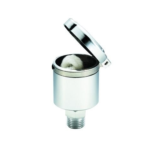 フローバル メッキ付オイルカップ NOC-0125 1/8x2...
