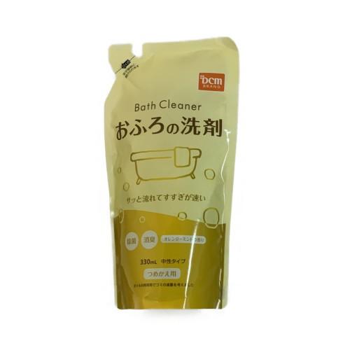 DCMブランド お風呂の洗剤 つめかえ用 330ml