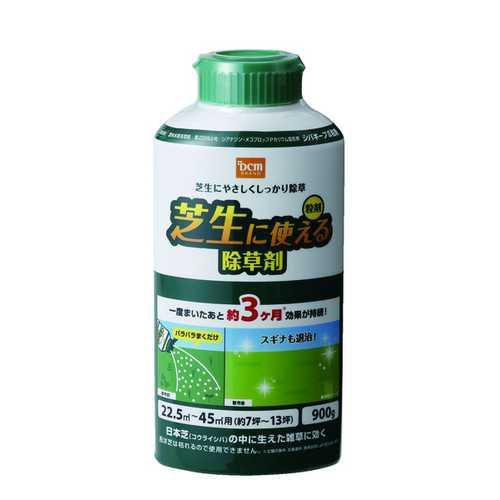 DCM 芝生に使える除草剤 900g 900g